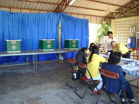 The Value of a Vote: The Effects of One Province, One Seat on Representation in Thailand