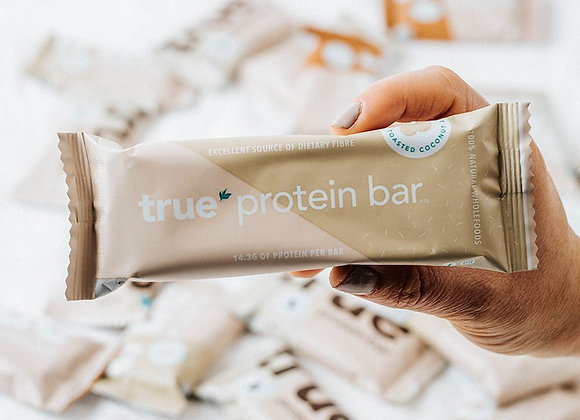 TRUE Protein Bar Box of 12