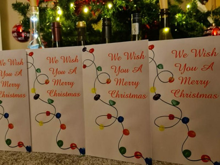 Christmas Cards - Well done JF Children