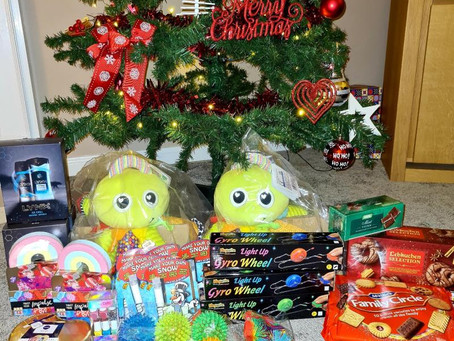 Donations for Christmas