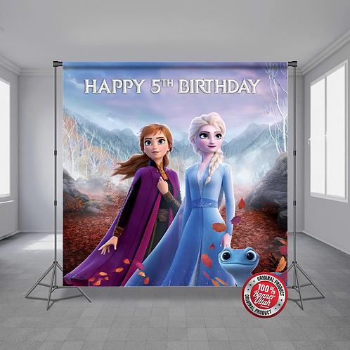 Frozen Elsa & Anna