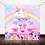 Thumbnail: Unicorn Rainbow & Pony Friends