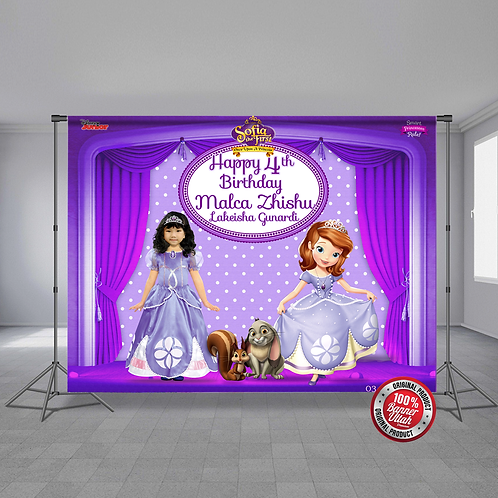 Sofia the First Violet