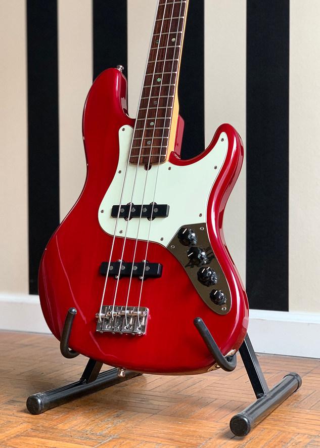 Fender Jazz Bass Deluxe 99'