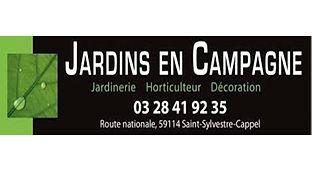 JARDINS EN CAMPAGNE