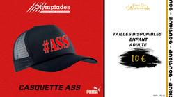 CASQUETTE ASS