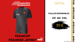 TEAMCUP TRAINING JERSEY
