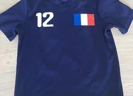 Maillot équipe de France 4 ans