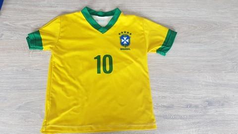 Maillot Brésil Neymar JR