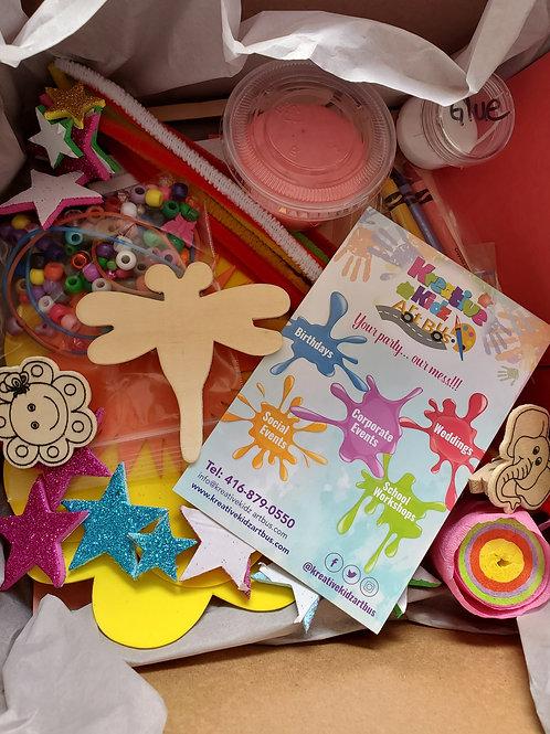 Kreative Kidz Art Supply Kit