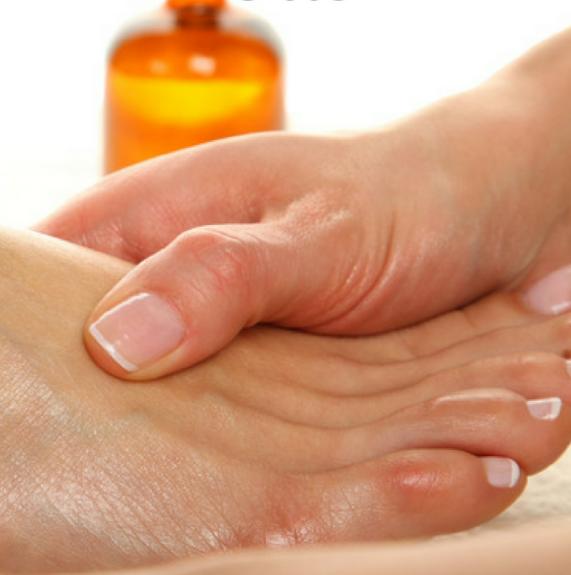 Aroma Foot Reflexology