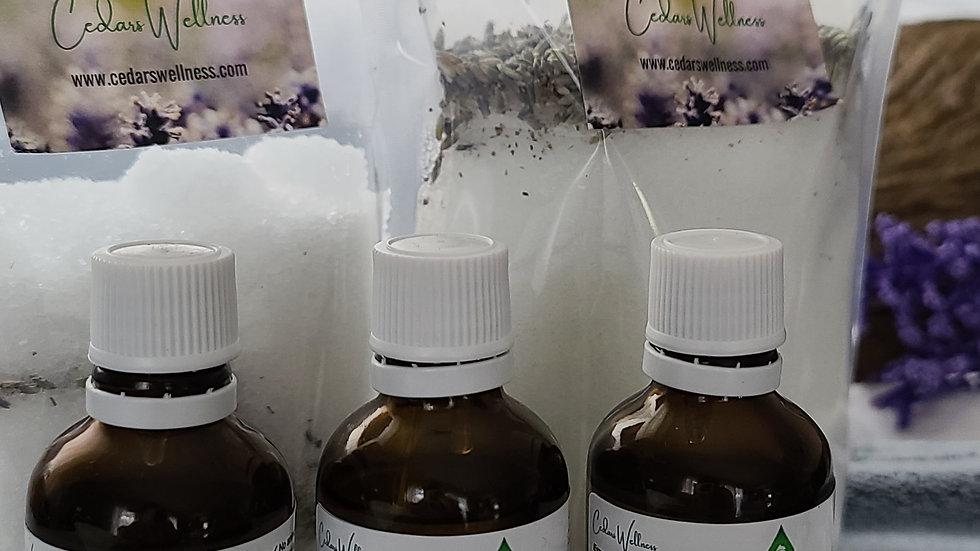 Wellness Bath Salts