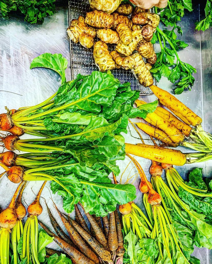ירקות שורש
