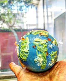 קינוח כדור הארץ