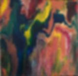 Forgiveness - Abstract Fluid Acryic Art - Mixed Media