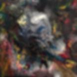 Inspiration - Abstract Fluid Acryic Art - Mixed Media