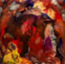 Appreciation - Abstract Fluid Acryic Art - Mixed Media