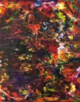 Charity - Abstract Fluid Acryic Art - Mixed Media