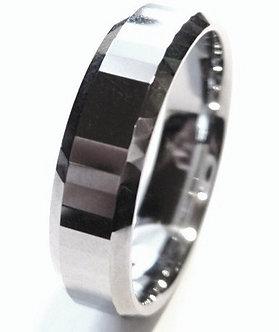 TU3040 - 6mm High Polish Tungsten Carbide Ring