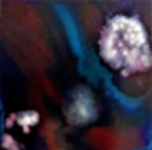 Courage - Abstract Fluid Acryic Art - Mixed Media