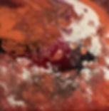 Friendship - Abstract Fluid Acryic Art - Mixed Media