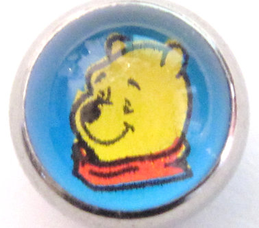 BJ94 Winnie the Pooh Cartoon Character Picture Body Jewelry