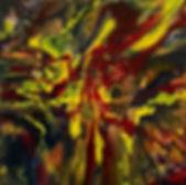 Infinity - Abstract Fluid Acryic Art - Mixed Media