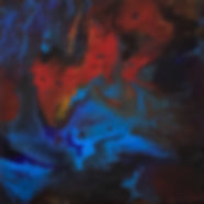 Pardon - Abstract Fluid Acryic Art - Mixed Media