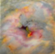 Tolerance - Abstract Fluid Acryic Art - Mixed Media