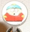 BJ93 Cartman Southpark Cartoon Character Picture Body Jewelry