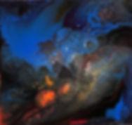Honor - Abstract Fluid Acryic Art - Mixed Media
