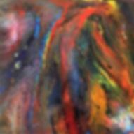 Eternity - Abstract Fluid Acryic Art - Mixed Media