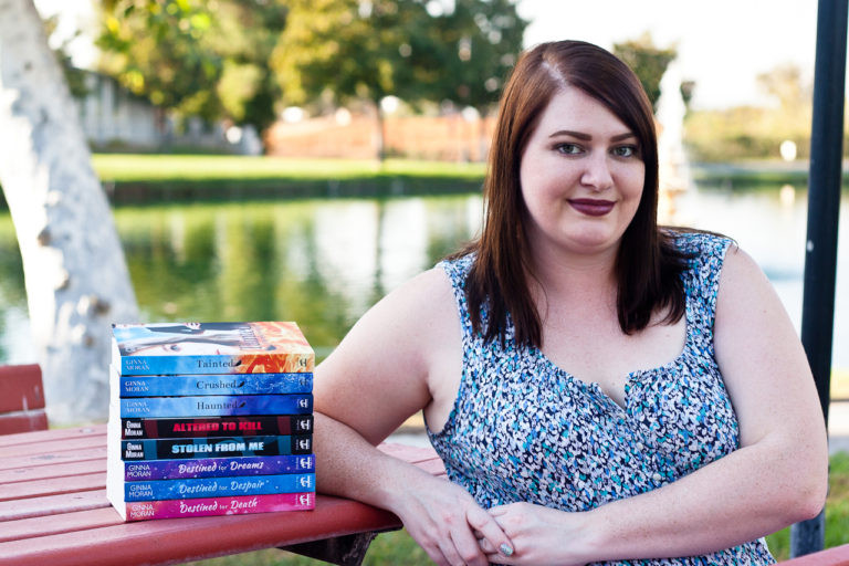 YA Author Ginna Moran