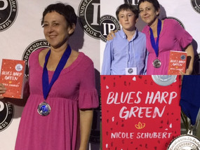 Happy in NYC: Independent Publisher Book Awards & Gettin' All Touristy