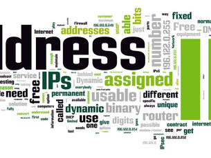 """""""An IP Address...?""""  """"What does it mean to you and me...?"""""""