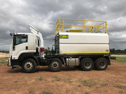 CQ Mining Hire civil water truck