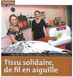 Viva Villeurbanne parle du Tissu solidaire