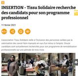 Tissu solidaire & Viva Villeurbanne