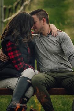 Justin & Erica 2019