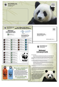 World Wildlife Fund Membership Package