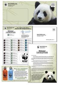 World Wildlife Fund Membership Package