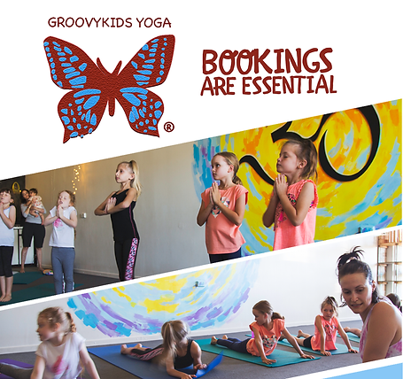 Arc Yoga Groovy Kids Yoga