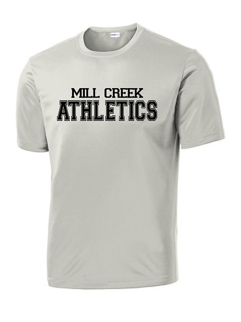 Gym wicking t-shirt - Mill Creek Athletics