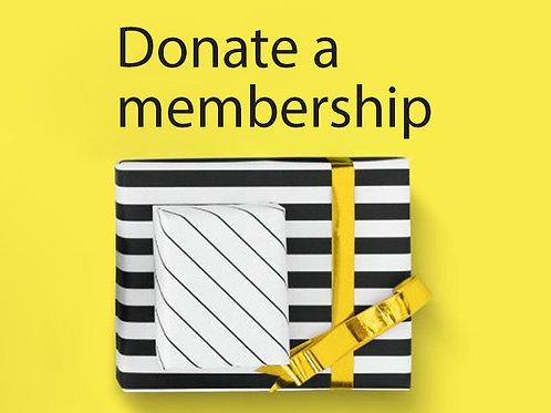 Donate a Teacher/Staff Membership