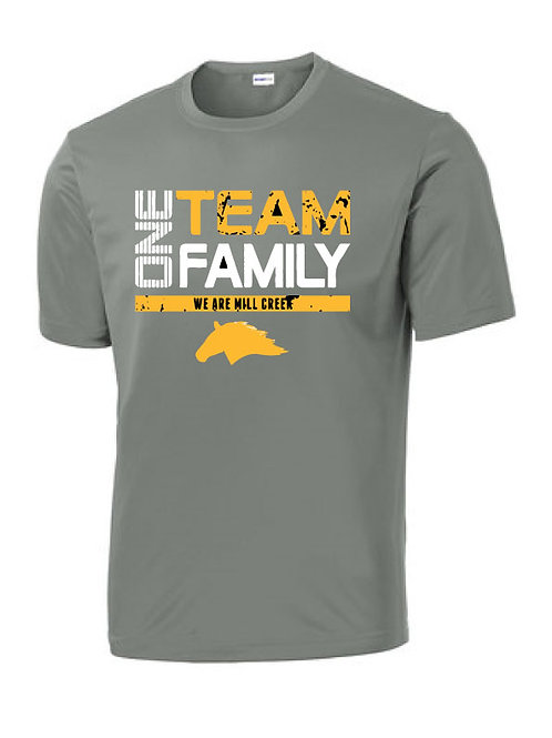 Wicking t-shirt - One Team One Family