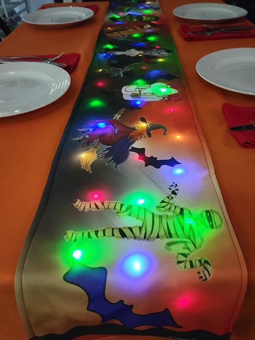 Monster Ball Light UP Table Runner