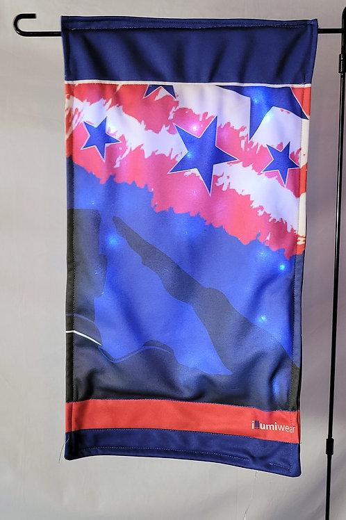 Veterans Pride Garden Flag