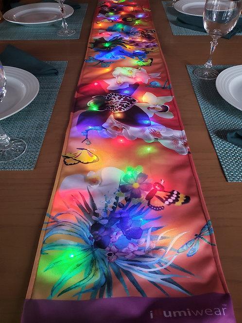Botanical Garden Light UP Table Runner