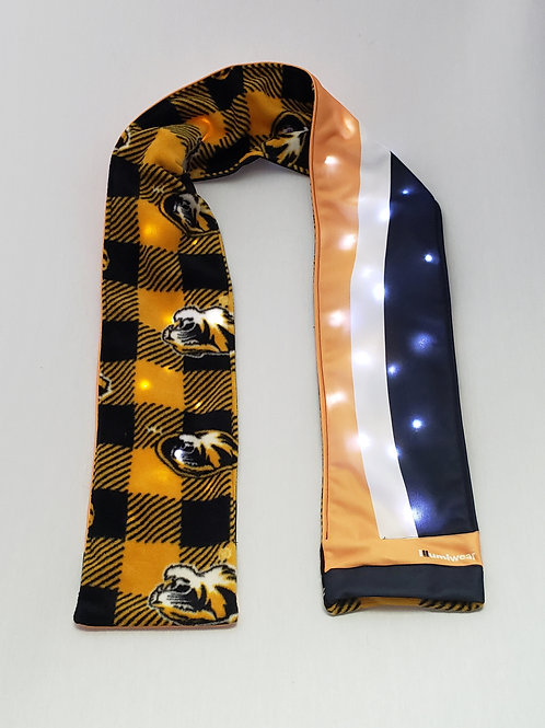 Black, Gold and Plaid Tigers