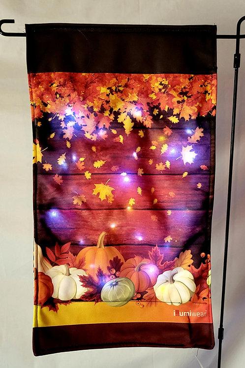Autumn Harvest Garden Flag